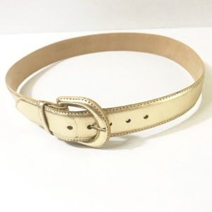 Nordstrom Gold Glove Leather Belt